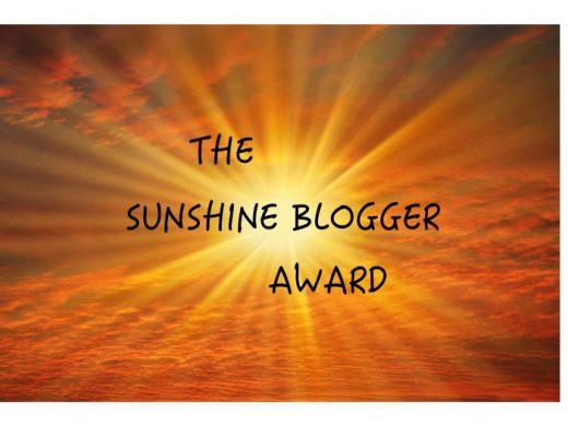 sunshinebloggeraward
